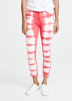 DL 1961 DL1961 Florence Crop Mid Rise Instasculpt Jeans