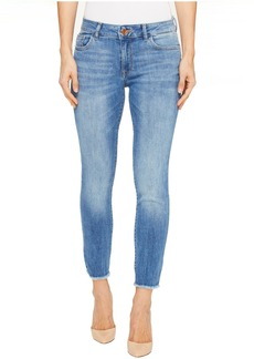 DL1961 Florence Instasculpt Ankle Crop Jeans in Nugget