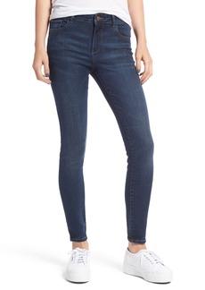 DL 1961 DL1961 Florence Instasculpt Ankle Skinny Jeans (Bellevue)