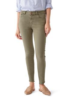 DL 1961 DL1961 Florence Instasculpt Ankle Skinny Jeans (Fatigue)