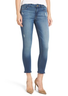 DL1961 Florence Instasculpt Crop Skinny Jeans (Cosy)