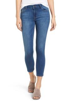 DL1961 Florence Instasculpt Crop Skinny Jeans (Archer)