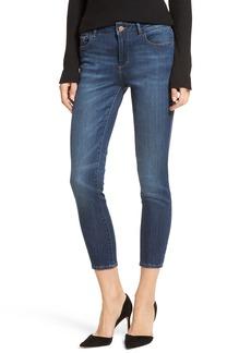 DL1961 Florence Instasculpt Crop Skinny Jeans (Dakota)
