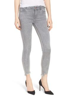 DL 1961 DL1961 Florence Instasculpt Crop Skinny Jeans (Nova)