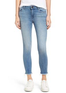 DL1961 Florence Instasculpt Crop Skinny Jeans (Nugget)