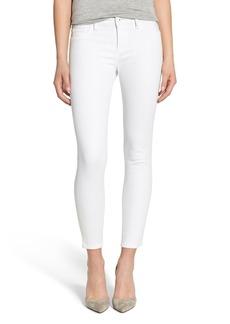 DL 1961 DL1961 'Florence' Instasculpt Crop Skinny Jeans (Porcelain)
