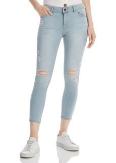 DL 1961 DL1961 Florence Instasculpt Cropped Jeans in Fairfax
