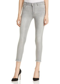 DL 1961 DL1961 Florence Instasculpt Cropped Jeans in Legendary