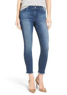 DL1961 Florence Instasculpt Raw Hem Skinny Jeans (Stranded)