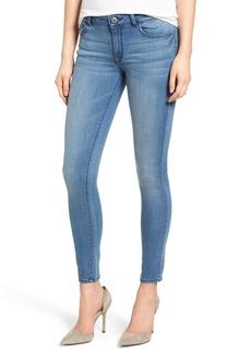 DL1961 Florence Instasculpt Skinny Jeans (Godiva)
