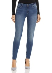 DL 1961 DL1961 Florence Instasculpt Skinny Jeans in Pacific