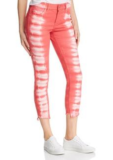 DL 1961 DL1961 Florence Instasculpt Tie-Dye Jeans in Sunrise