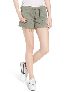 DL 1961 DL1961 Flynn Low Rise Military Shorts (Grove)