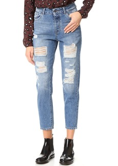 DL 1961 DL1961 Goldie High Rise Boyfriend Jeans