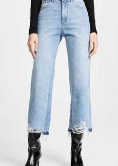 DL 1961 DL1961 Hepburn High Rise Wide Leg Jean