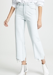 DL 1961 DL1961 Hepburn High Rise Wide Leg Jeans