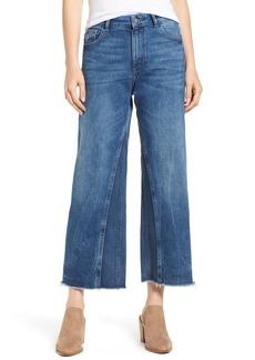 DL 1961 DL1961 Hepburn High Waist Wide Leg Jeans (Ashford)