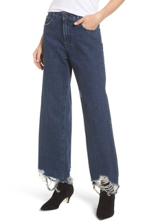 DL 1961 DL1961 Hepburn High Waist Wide Leg Jeans (Industry)