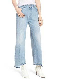 DL 1961 DL1961 Hepburn High Waist Wide Leg Jeans (Oldtown)