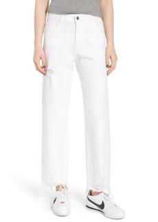 DL 1961 DL1961 Hepburn High Waist Wide Leg Jeans (Sacramento)