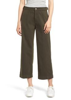 DL 1961 DL1961 Hepburn Wide Leg Denim Pants (Dale)
