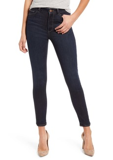 DL 1961 DL1961 Instasculpt Farrow High Waist Ankle Skinny Jeans (Willoughby)