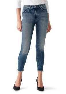 DL 1961 DL1961 Instasculpt Florence Crop Skinny Jeans (Huntley)