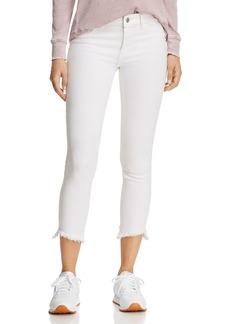 DL 1961 DL1961 Instasculpt Florence Crop Skinny Jeans in Santa Fe
