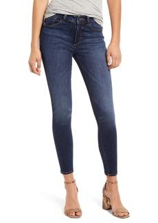 DL 1961 DL1961 Instasculpt Florence High Waist Ankle Skinny Jeans (Write)