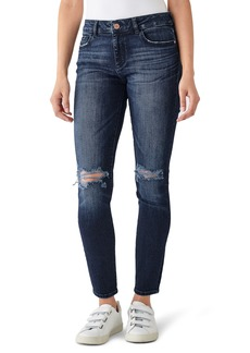 DL 1961 DL1961 Instasculpt Florence Ripped Ankle Skinny Jeans (Mitchell)