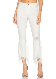 DL 1961 DL1961 Jackie Trimtrone Cropped Flare. - size 24 (also in 25,26,27,28,29)