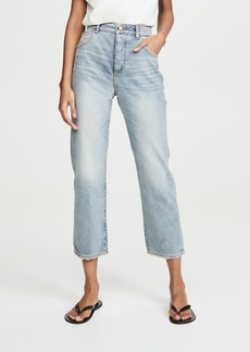 DL 1961 DL1961 Jerry High Rise Straight Jeans
