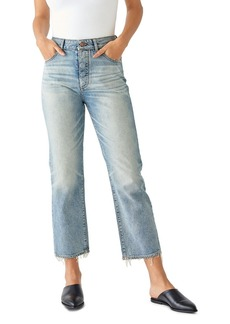 DL 1961 DL1961 Jerry High-Rise Vintage Cropped Slim Jeans in Hawthorne