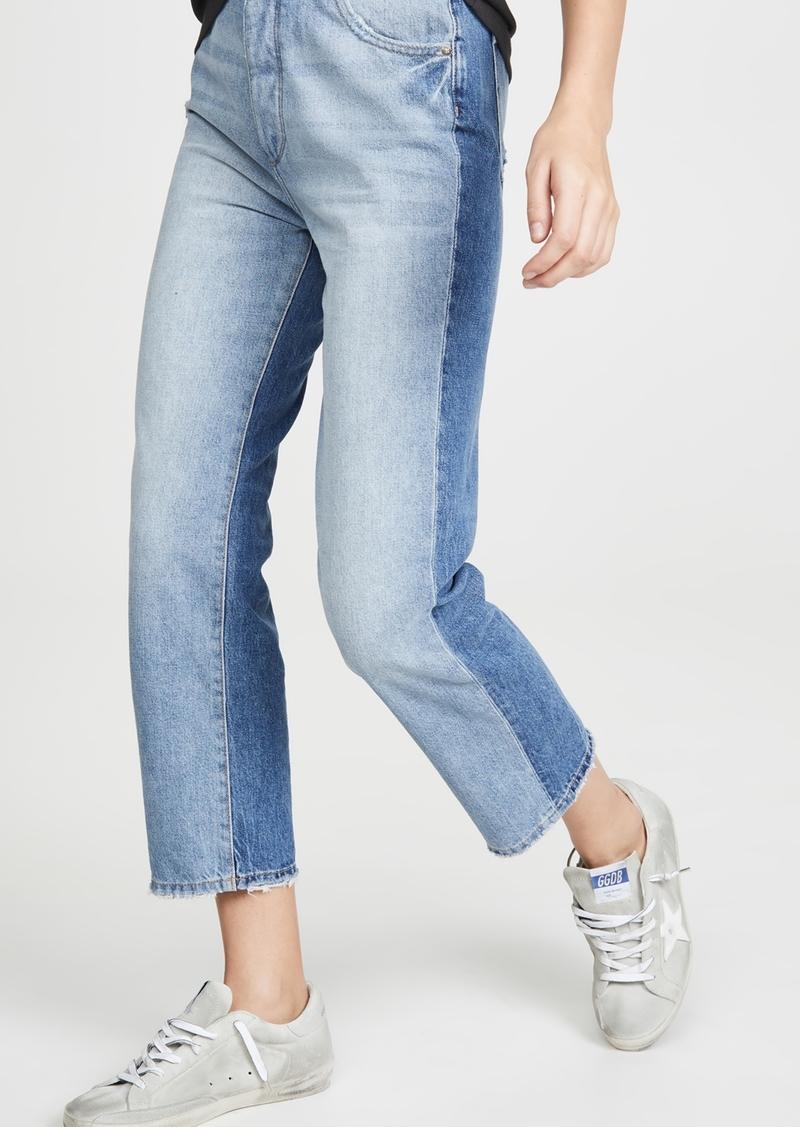 DL 1961 DL1961 Jerry High Rise Vintage Straight Jeans
