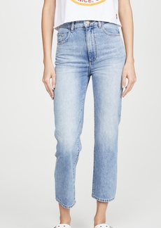 DL 1961 DL1961 Jerry High Rise Vintage Straight Jeans