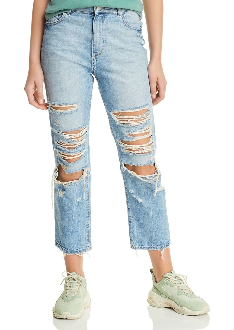 DL 1961 DL1961 Jerry Vintage Straight Jeans in Echo Park