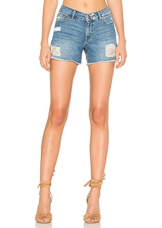 DL 1961 DL1961 Karlie Boyfriend Short. - size 24 (also in 25,26,27,28,30)