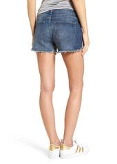 DL 1961 DL1961 Karlie Cutoff Denim Boyfriend Shorts (Bluegrass)