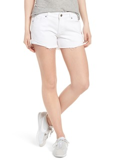DL 1961 DL1961 Karlie Cutoff Denim Boyfriend Shorts (Socal)