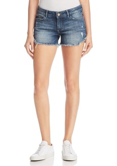 DL 1961 DL1961 Karlie Cutoff Denim Shorts in Bluegrass
