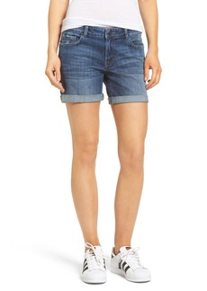DL 1961 DL1961 Karlie Denim Boyfriend Shorts (Fever)