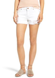 DL 1961 DL1961 Karlie Denim Boyfriend Shorts (Streamline)