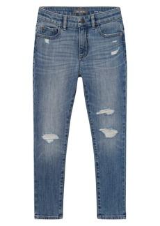 DL 1961 DL1961 Kids' Zane Distressed Skinny Jeans (Big Boy)