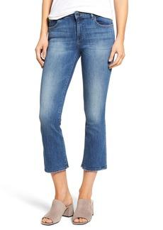 DL 1961 DL1961 Lara Crop Flare Jeans (Crown)
