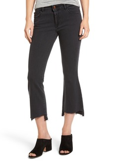 DL1961 Lara Crop Flare Jeans (Dusk)