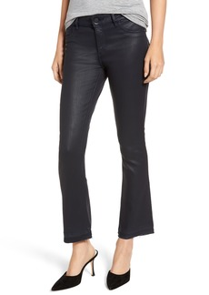 DL 1961 DL1961 Lara Instasculpt Coated Crop Jeans (Marin)