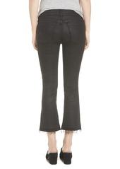 DL 1961 DL1961 Lara Instasculpt Crop Flare Jeans (Harker)