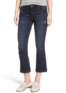 DL1961 Lara Instasculpt Crop Flare Jeans (Huntington)