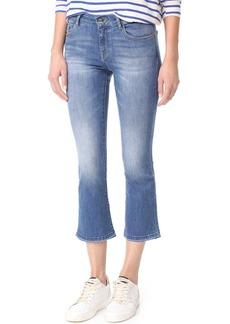 DL 1961 DL1961 Lara Instasculpt Cropped Flare Jeans