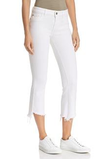 DL 1961 DL1961 Lara Instasculpt Cropped Flare Jeans in Providence